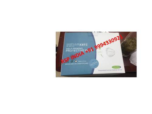 Self Priming Protective Mask Kn95