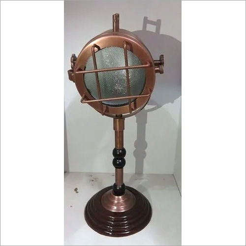 NAUTICALMART Desk Lamp, Copper, 22 Inch