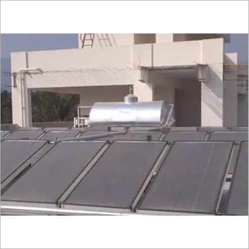 DOMESTIC HEAT PUMP FOR SOLAR WATER HEATER