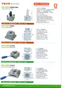 SE-65R 3R Compatible EDM Chuck