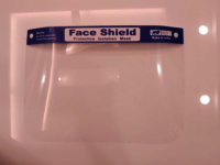 House Keeping PPE Kit (1 Gown, 1 Face Mask, 1 Gloves Pair, 1 Face Shield (resusable)