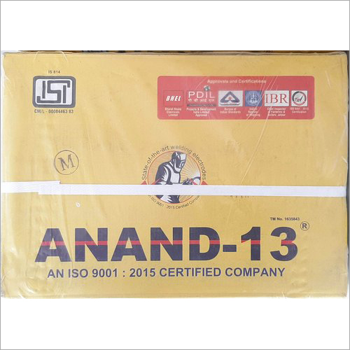Anand 13 Welding Electrodes
