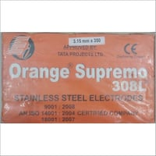 Orange Supremo 308L Stainless Steel Electrodes