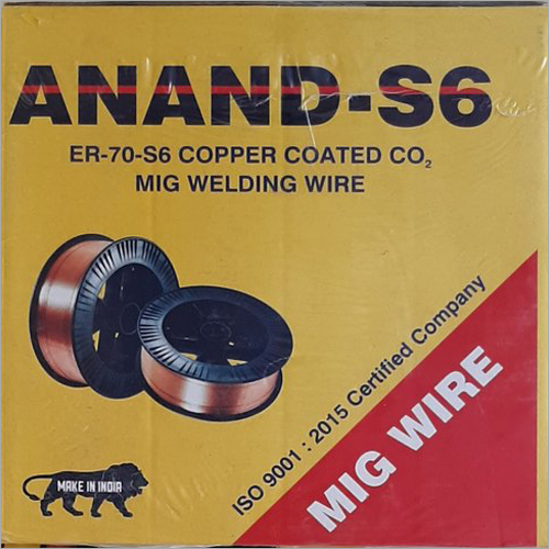 Anand S6 MIG Welding Wire