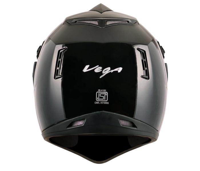 Off Road D/V Black Helmet