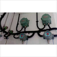 Gas Alarm & Safe Handling