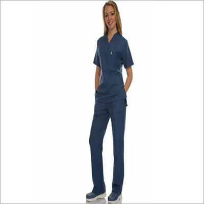Ladies Scrub Uniform