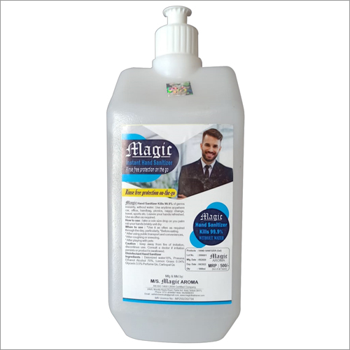 1 Ltr Pack Gel Sanitizer