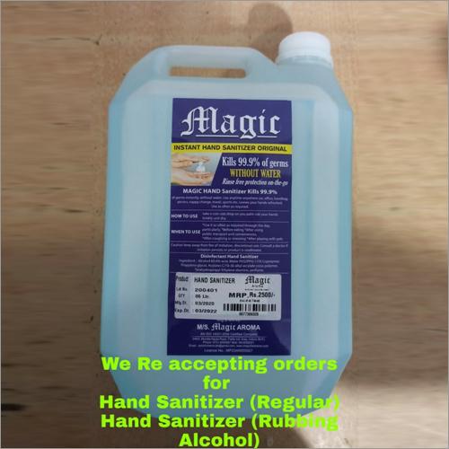 5 liter Sanitizer