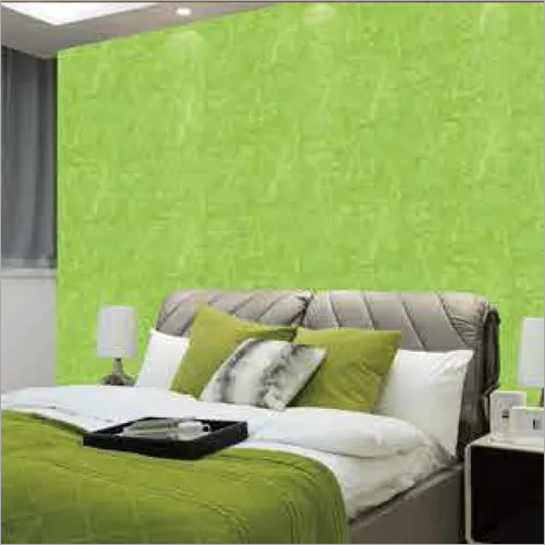Green Wall Paper