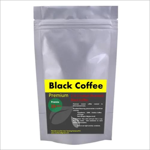 Premix Instant 2 In 1 Black Coffee