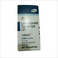 XALATAN EYE DROPS