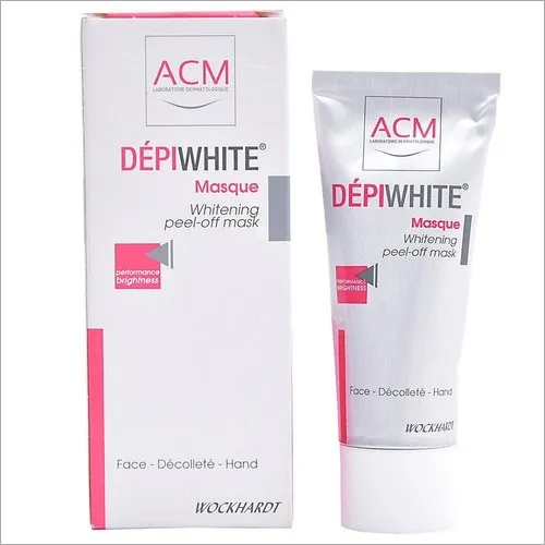 DEPWHITE PEEL OFF MASK