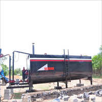 Direct Heating Bitumen Storage Tank