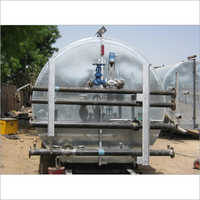 Powder Coated Bitumen Storage Tank