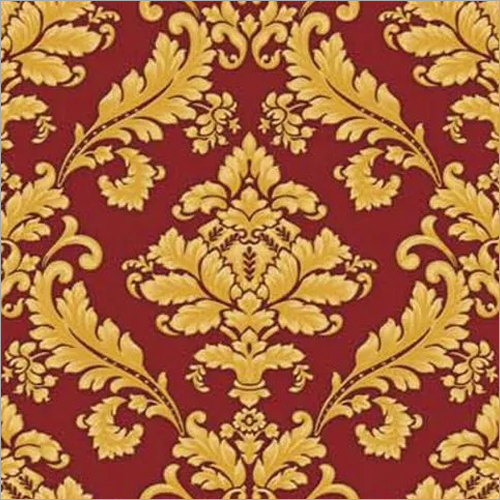 RED GOLDEN WALL PAPER