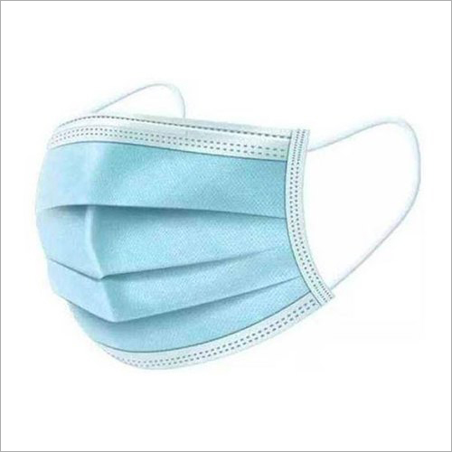 Surgical Face Mask With Ear Loop