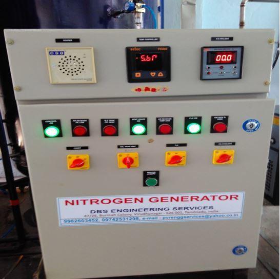 PSA Nitrogen Generation Plant