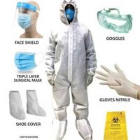 PPE KIT WITH TAP