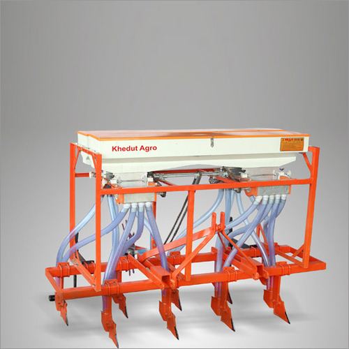 Zero Till Seed Cum Fertilizer Drill Seeder