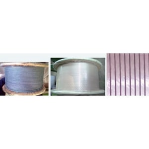 Mica Covered Aluminium Wires & Strips
