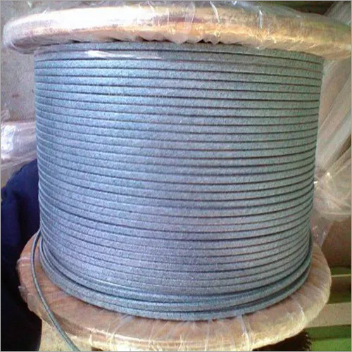Mica Covered Copper Wires & Strips