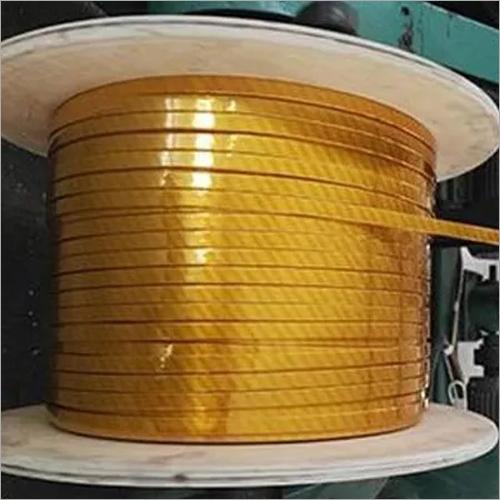 Glass Fibre Covered Copper Wire & Strips