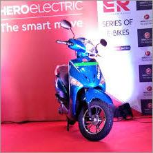 Hero OPTIMA DX Electric Vehicle