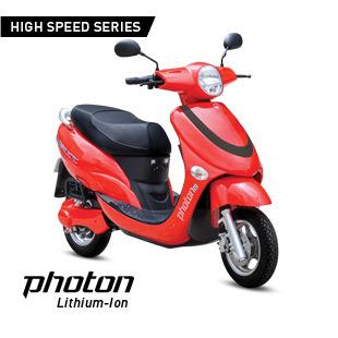 Hero Photon Lithium-ion Electric Vehicle