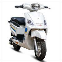 Hero-Electric NYX Front Threequarter Electric Vehicle