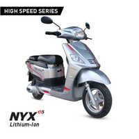 Nyx Lithium E5 Electric Vehicle