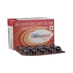 Omegared Zeaxanthin Capsules