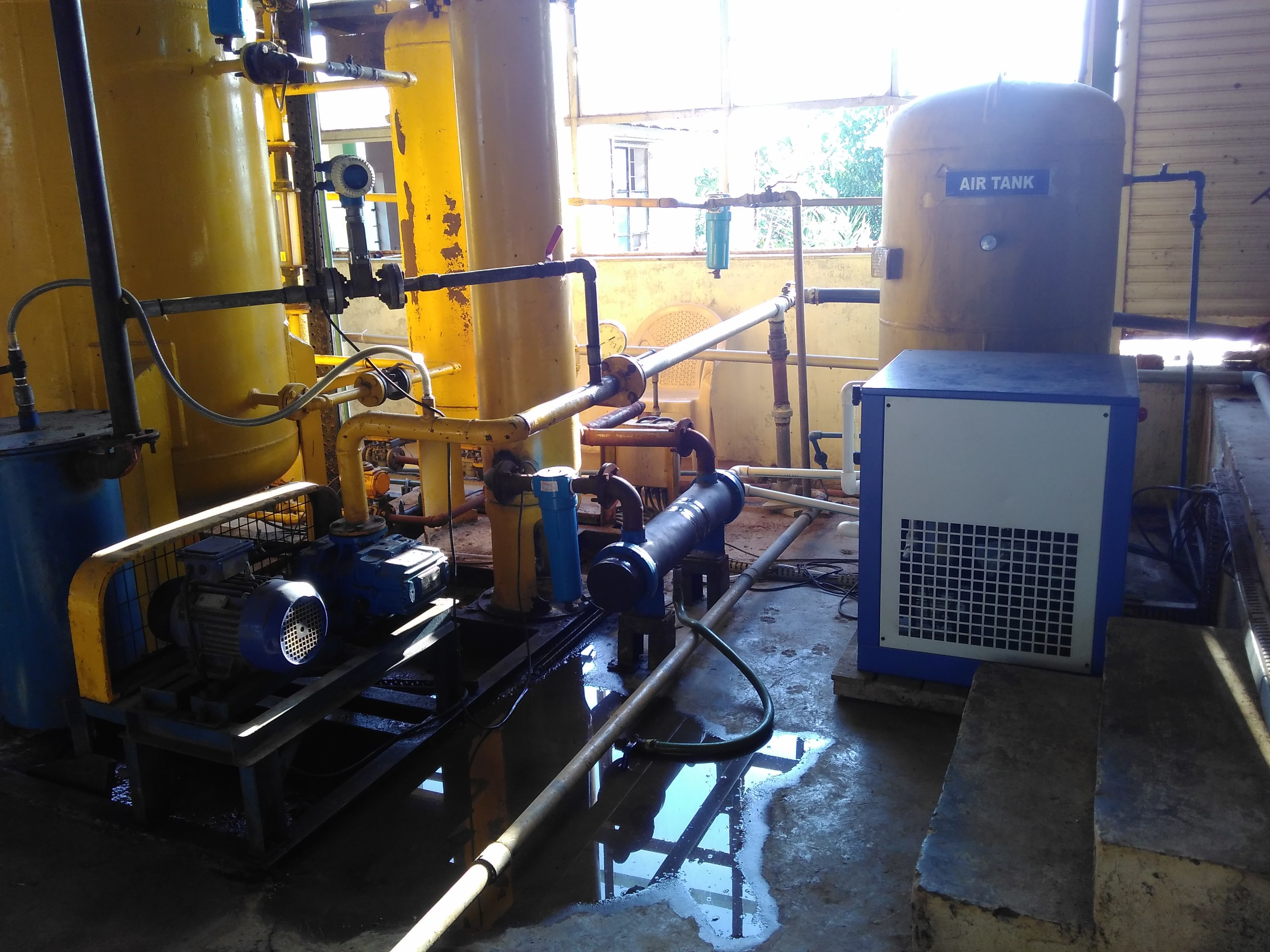 Bio Gas Purification Plants