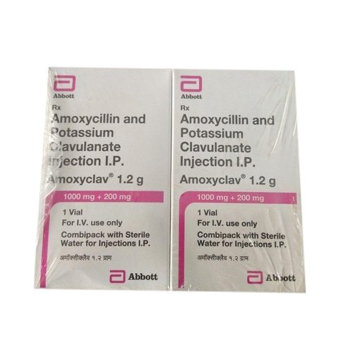 AMOXYCLAV 1.2 G INJECTION