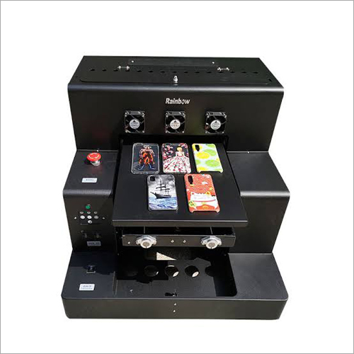 Rainbow Photo Printer Phone UV Printing Machine