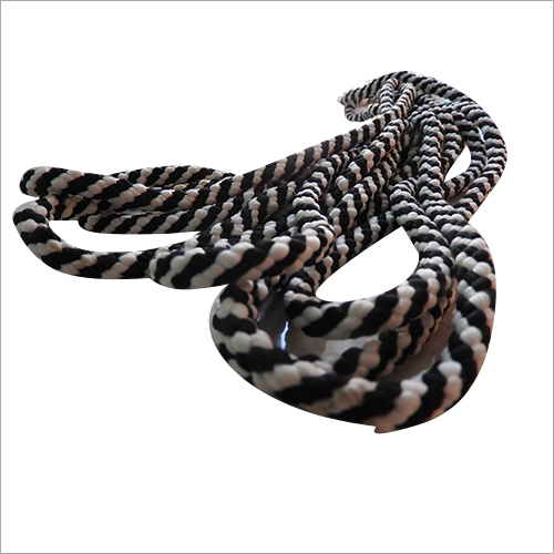 Zebra Braided Rope