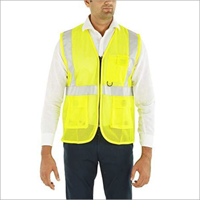 Safety Staff Reflective Jacket