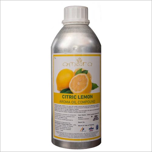 Aroma Oil Citric Lemon