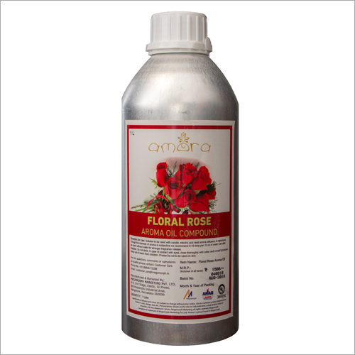 Aroma Oil Rose