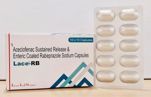 Aceclofenac Rabeprazole Capsule