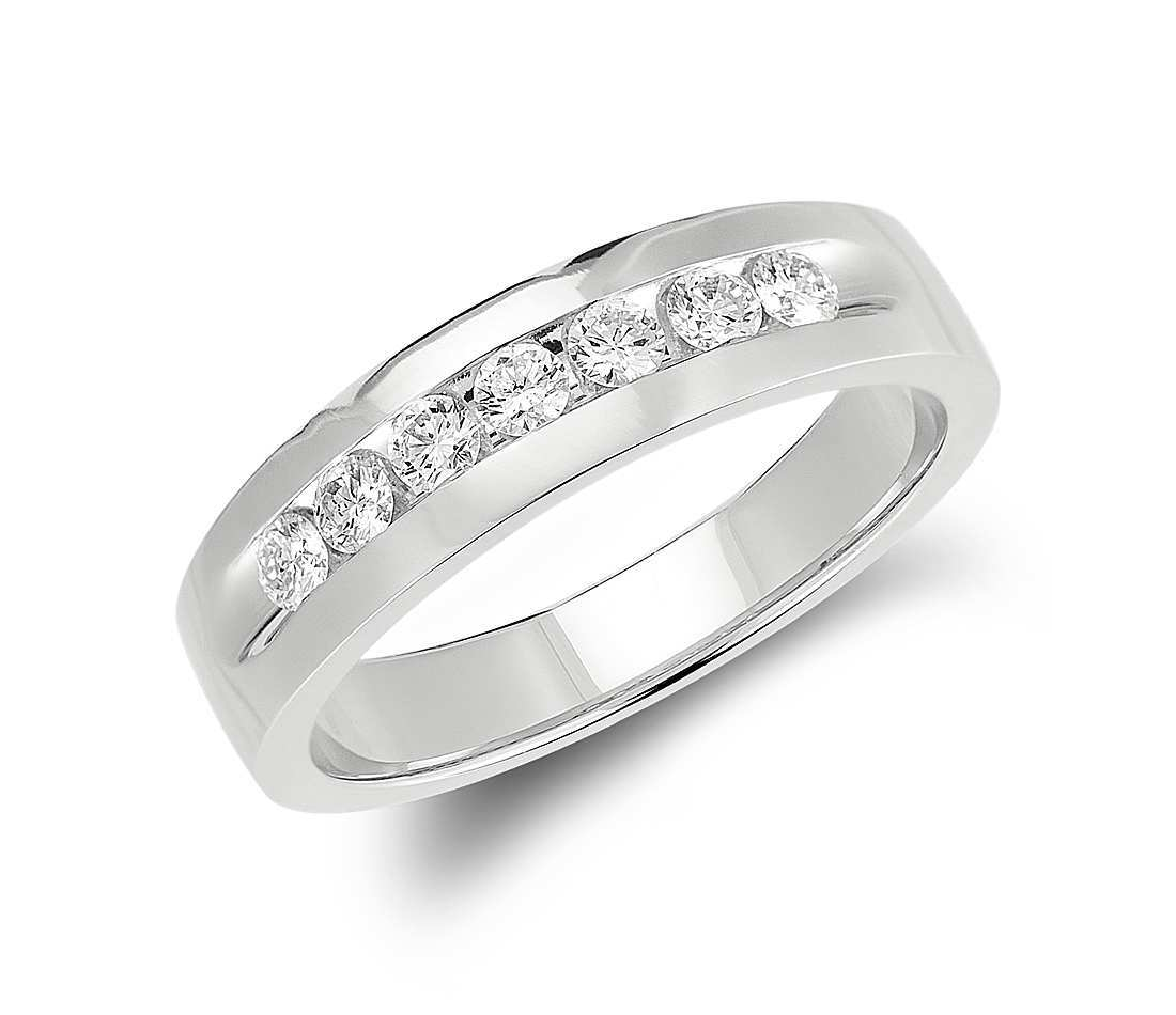 92.5 Silver Eternity Ring