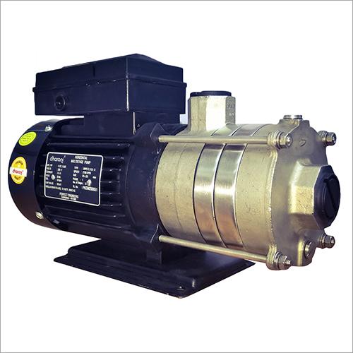 Horizontal Multistage Stainless Steel Pressure Pump