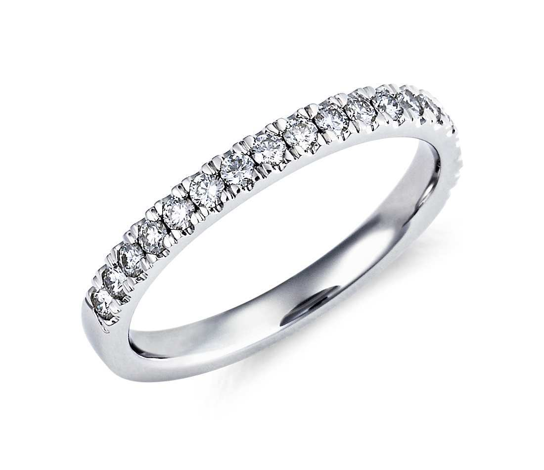 Silver 92.5 Eternity Ring