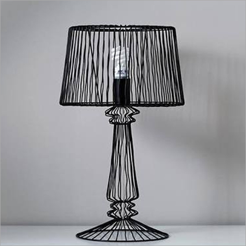 Wireframe Shade Lamp