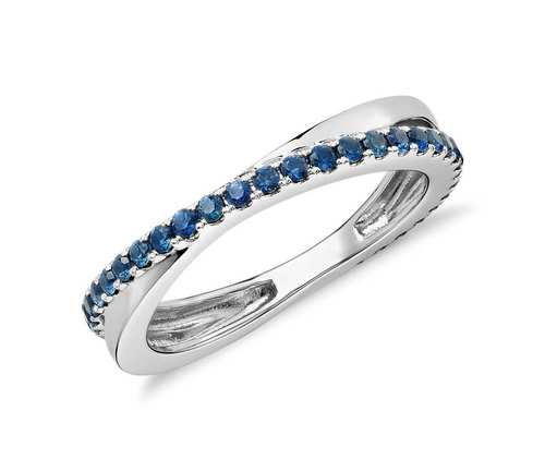 Silver Eternity Band