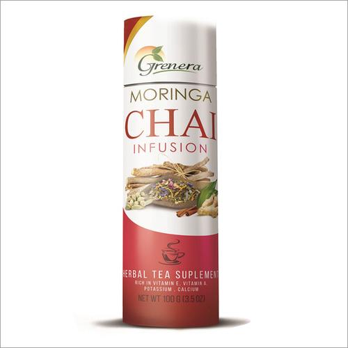 Organic Moringa Chai Infusion
