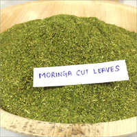 Organic Moringa Cut Leaves