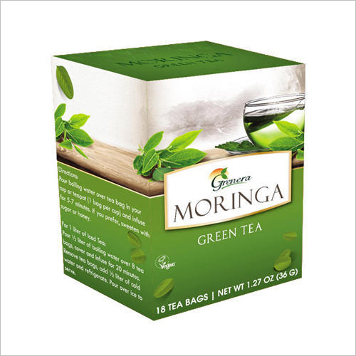 Organic Moringa Green Tea