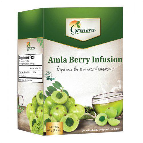 Organic Amla Berry Infusion