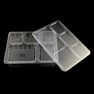 5CP Meal Tray